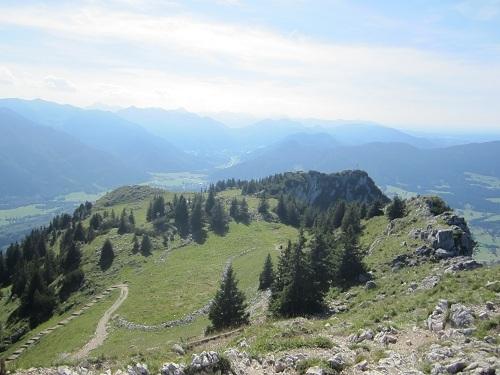 The alps near Munich