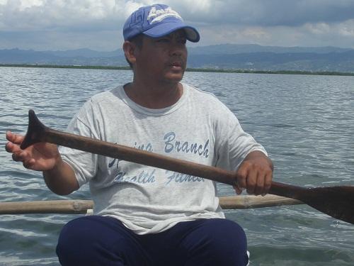 My fisherman...