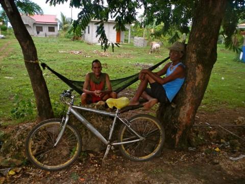 Biking Bantayan Island